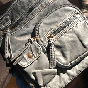 Y2K Jean shoulder bag
